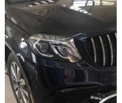 Mercedes GL/GLS сlass X166 Передняя оптика для GLS (2 шт, оригинал)