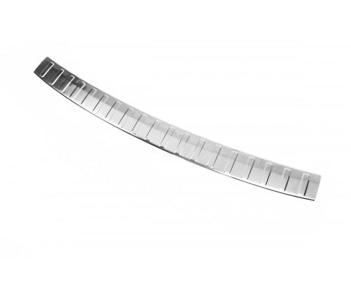 Накладка на задний бампер (Carmos) для Mercedes GLA X156 2014-2019