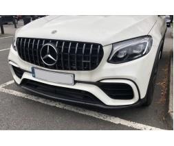 Mercedes GLC coupe C253 Передняя решетка 2015-2019 (GT)