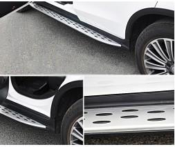 Mercedes GLC X253 Боковые подножки (2 шт)