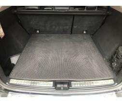 Mercedes GLE/ML klass W166 Коврик багажника (EVA, полиуретановый, черный)