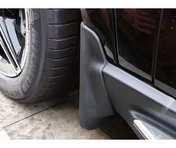 Mercedes GLE W167 Брызговики под оригинал c порогами 450 (4 шт)