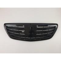 Решетка радиатора AMG Black для Mercedes S-сlass W222