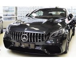 Mercedes S-сlass W222 Решетка радиатора BRB (для COUPE) 2018-2021