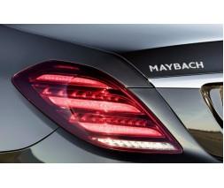 Mercedes S-сlass W222 Задние фонари рестайлинг (Тайвань, 2 шт)