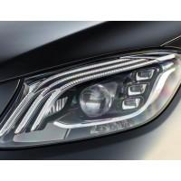 Рестайлинг фары передние (Тайвань) для Mercedes S-сlass W222