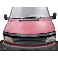 Дефлектор капота 1995-2000 (VIP) для Mercedes Sprinter 1995-2006