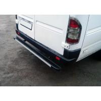 Задняя дуга Maya (алюминий) для Mercedes Sprinter 1995-2006
