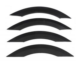 Mercedes Sprinter 2018+ гг. Накладки на арки (4 шт, черные)