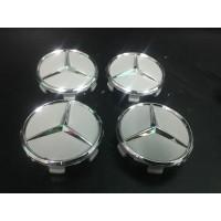 Mercedes Vaneo W414 Колпачки в оригинальные диски (4 шт) 16 -19