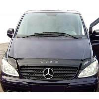 Mercedes Viano 2004-2015 Дефлектор капота (VIP)
