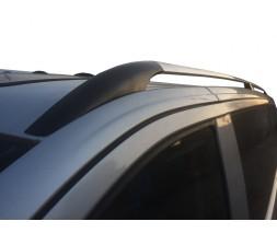 Mercedes Viano 2004-2015 гг. Рейлинги Хром CAN (Оригинальный дизайн) Короткая база (Short/Compact)