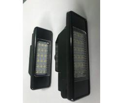 Mercedes Viano 2004-2015 гг. Подсветка номера LED (2 шт)