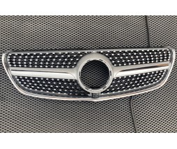 Mercedes Vito / V W447 2014+ гг. Передняя решетка Diamond (2015-2019 для V-klass)