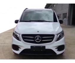 Mercedes Vito / V W447 2014↗ гг. Комплект обвеса (AMG, 2019 design)
