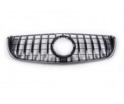 Mercedes Vito / V W447 2014+ гг. Передняя решетка GT Chrome (2020-2021 для V-class)
