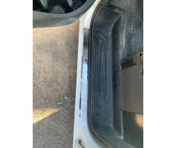 Mercedes Vito / V W447 2014+ гг. Накладки на пороги VIP-style (2 шт, сталь)