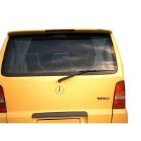 Спойлер (под покраску) для Mercedes Vito W638 1996-2003