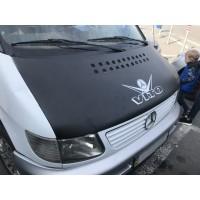 Чехол капота (кожзаменитель) для Mercedes Vito W638 1996-2003