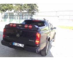 Mercedes X class Кунг Grand BOX