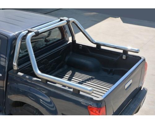 Дуга на кузов (нержавейка) 76мм для Mercedes X class