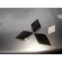 Mitsubishi Grandis 2005+ гг. Эмблема (Турция) Сторона 96мм (высота 85мм)
