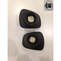 Противотуманки LED (2 шт) для Mitsubishi L200 2006-2015