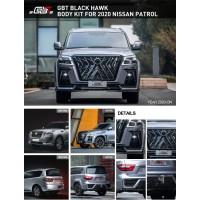 Комплект обвесов 2020 года (Black Hawk Edition) для Nissan Armada 2016+