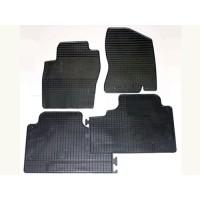 Оригинальные резиновые коврики (4 шт, Doma) для Nissan Juke 2010-2019