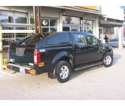 Nissan Navara 2006-2015 гг. Кунг Starbox