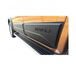 Nissan Navara/NP300 2016+ Молдинг на двери (4 шт, ABS)