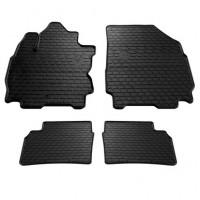 Резиновые коврики (4 шт, Stingray Premium) для Nissan Note 2004-2013