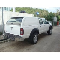 Кунг Canopy commercial для Nissan NP300 1999-2015