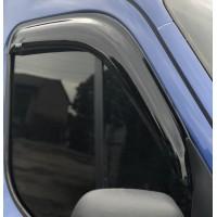 Ветровики (2 шт, Niken) для Nissan NV400 2010+