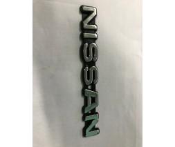 Nissan Patrol Y60 1988-1997 гг. Надпись Nissan (Турция)