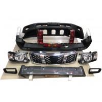 Комплект обвесов Safari для Nissan Patrol Y61 1997-2011