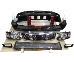 Nissan Patrol Y61 1997-2011 гг. Комплект обвесов Safari