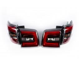 Nissan Patrol Y62 2010+ гг. Задние LED фонари (дизайн 2018)