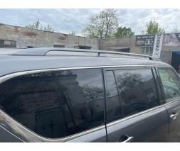 Nissan Patrol Y62 2010+ гг. Рейлинги (оригинал 2019 год)