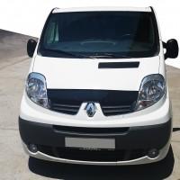 Дефлектор капота (EuroCap) для Nissan Primastar 2002-2014
