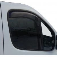 Ветровики вставные (2 шт, HIC) для Nissan Primastar 2002-2014