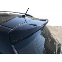 Спойлер тип 1 (под покраску) для Nissan Qashqai 2007-2010