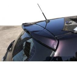 Nissan Qashqai 2010-2014 гг. Спойлер тип 1 (под покраску)
