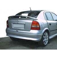 Спойлер HB (под покраску) для Opel Astra G classic 1998-2012