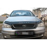 Дефлектор капота VIP для Opel Astra G classic 1998-2012