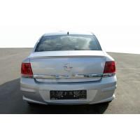 Спойлер Sedan (под покраску) для Opel Astra H 2004-2013