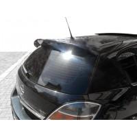 Спойлер HB (под покраску) для Opel Astra H 2004-2013