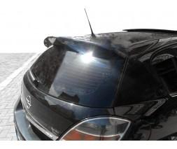 Opel Astra H 2004-2013 гг. Спойлер HB (под покраску)