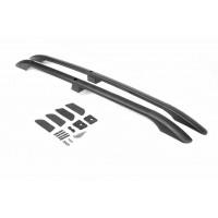 Рейлинги черные Пластиковые ножки для Opel Combo 2002-2012