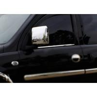 Накладки на зеркала (2 шт, пласт.) для Opel Combo 2002-2012